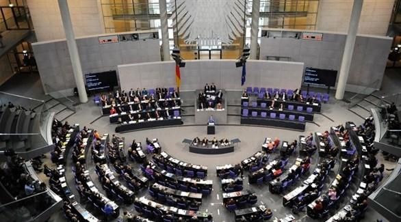 جلسة عامة في البرلمان الألماني (أرشيف)