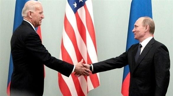 بوتين وبايدن (أرشيف)