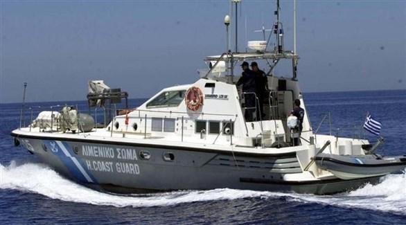 أفراد من خفر السواحل اليوناني (أرشيف)