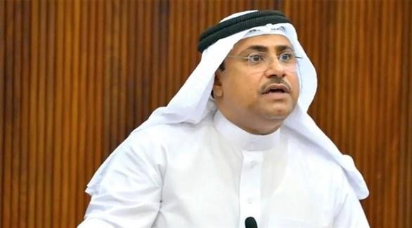 رئيس البرلمان العربي عادل بن عبد الرحمن العسومي (أرشيف)