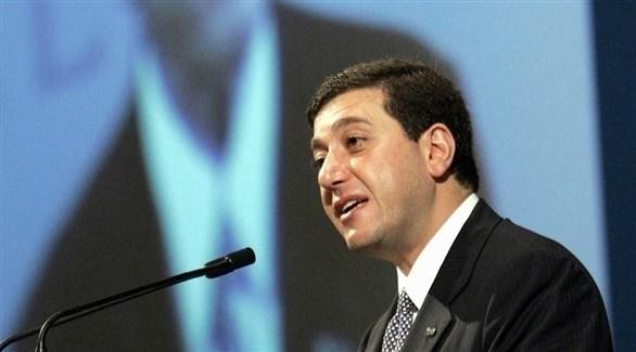 رئيس الديوان الملكي الأردني السابق باسم عوض الله (أرشيف)