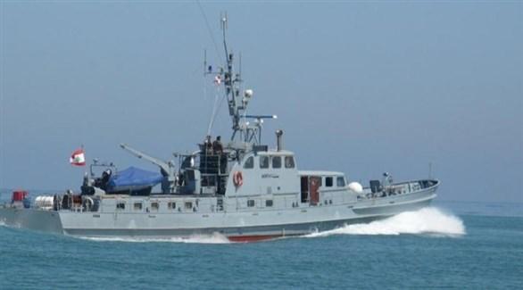 دورية للبحرية اللبنانية (أرشيف)