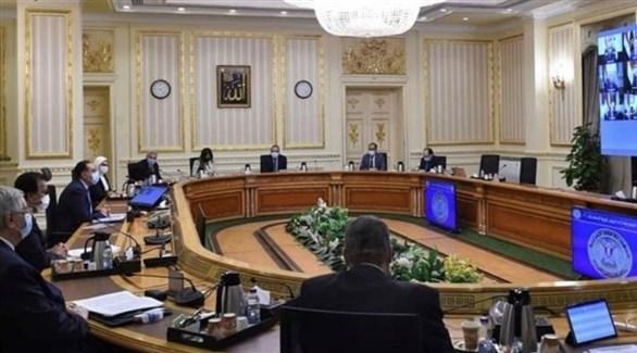مجلس الوزراء المصري (أرشيف)