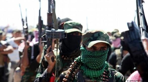 مسلحون من تنظيم القاعدة الإرهابي (أرشيف)