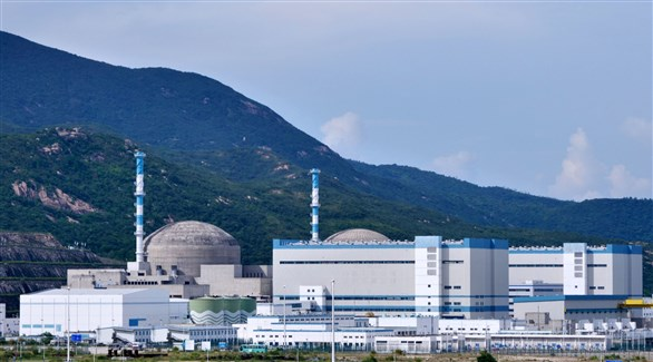 منشأة تايشان النووية في الصين (أرشيف)