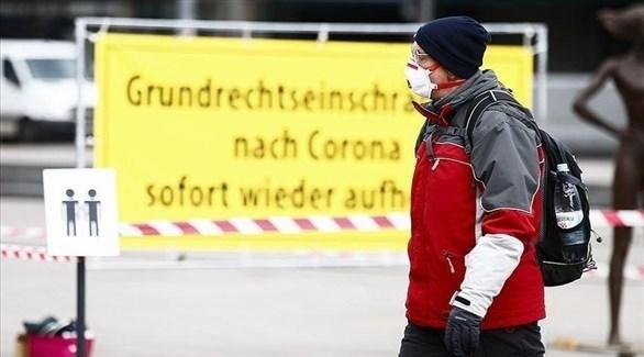 ألمانيا تسجل 549 إصابة جديدة بكورونا
