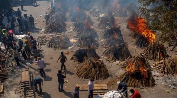 62 ألف إصابة جديدة بكورونا في الهند