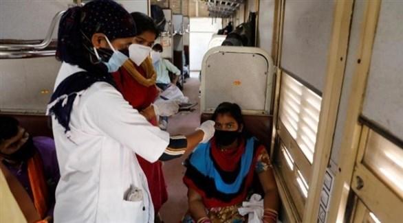الهند تسجل 46148 إصابة جديدة بكورونا