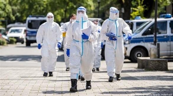 ألمانيا تسجل 404 إصابات جديدة بكورونا و57 وفاة