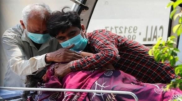 2900 وفاة و134 ألف إصابة جديدة بكورونا في الهند