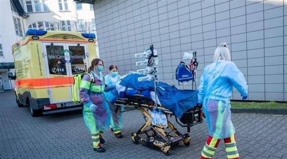 ألمانيا: عدد الإصابات المؤكدة بكورونا يرتفع بواقع 1204 حالات