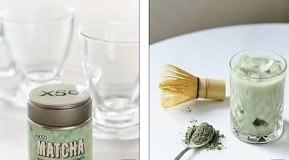 يحتوي شاي ماتشا على الكثير من الفوائد الصحية (ديلي ميل)