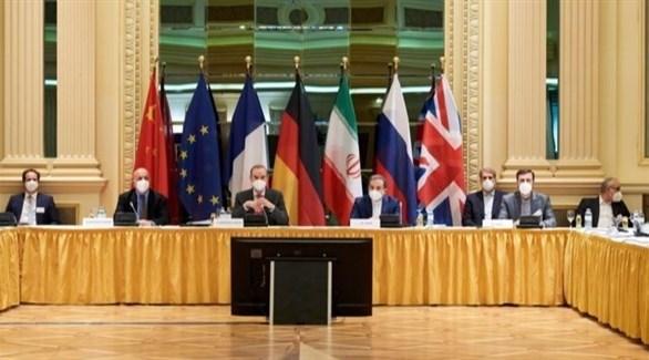اجتماع الأطراف المشاركة في الاتفاق النووي الإيراني (أرشيف)