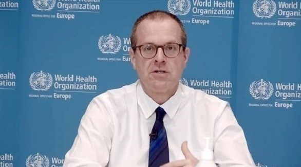المدير الإقليمي لمنظمة الصحة في أوروبا هانز كلوج (أرشيف)