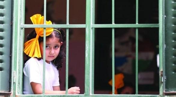 طفلة لبنانية (أرشيف)