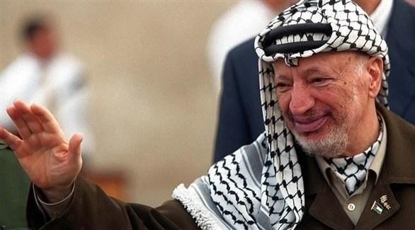 الرئيس الفلسطيني الراحل ياسر عرفات (أرشيف)