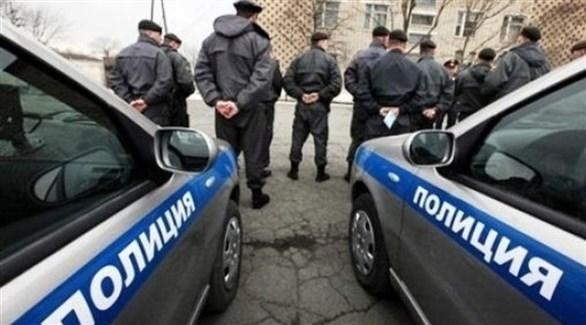 دورية للشرطة الروسية (أرشي)