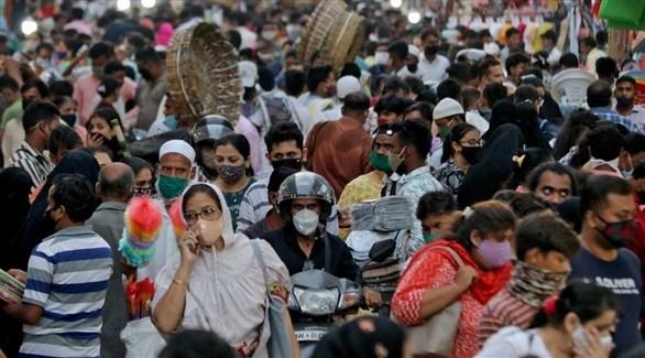 إصابات كورونا في الهند تتجاوز 31 مليوناً