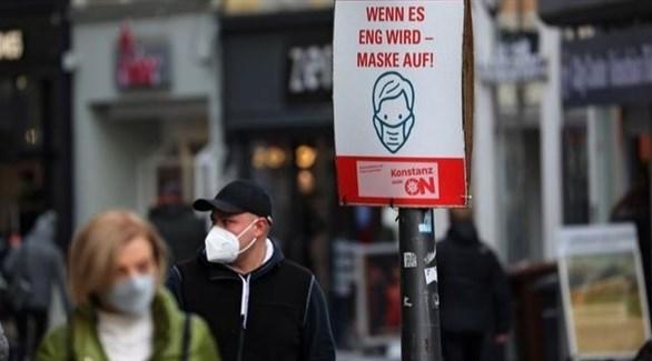ألمانيا تسجل 892 إصابة جديدة بكورونا