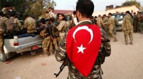 مرتزقة تركيا في ليبيا