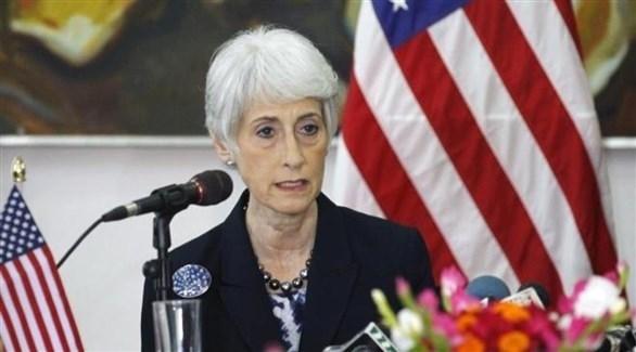 مساعدة وزير الخارجية الأمريكي، ويندي شيرمان (أرشيف)
