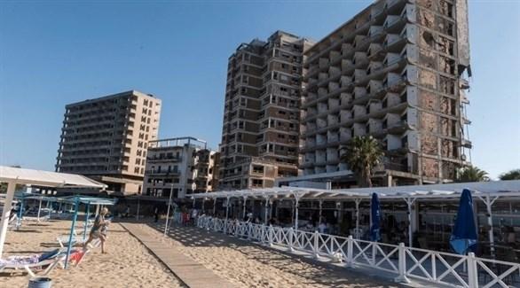 إحدى مدن قبرص الساحلية (أرشيف / أ ف ب)