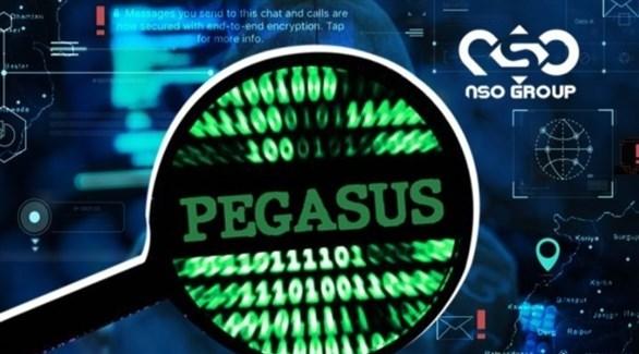 تطبيق بيغاسوس (أرشيف)