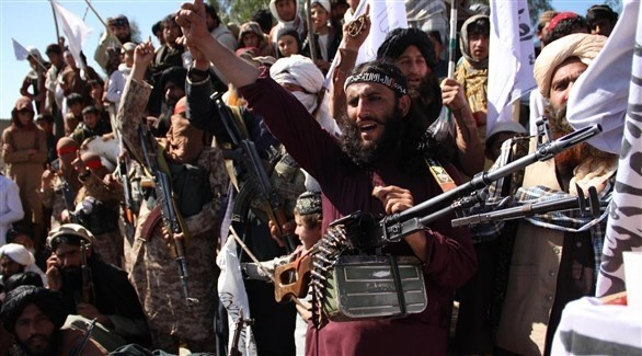 مسحلون من تنظيم طالبان (أرشيف)