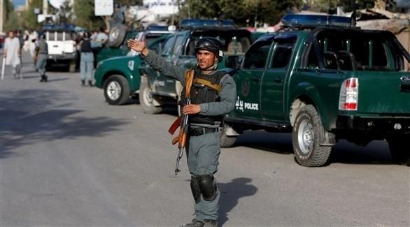 عناصر من الشرطة الأفغانية (أرشيف)