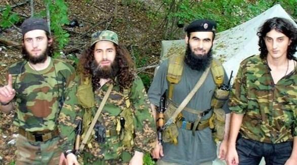 مقاتلون أوروبيون في داعش (أرشيف)