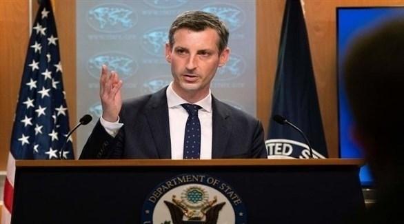 المتحدث باسم وزارة الخارجية الأمريكية نيد برايس (أرشيف)