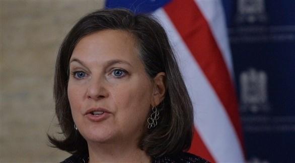 المسؤولة الثالثة في وزارة الخارجية الأمريكية فكتوريا نولاند (أرشيف)