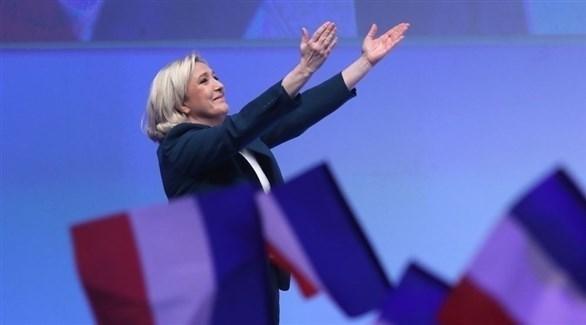 زعيمة اليمين المتطرف الفرنسي مارين لوبن (أرشيف)