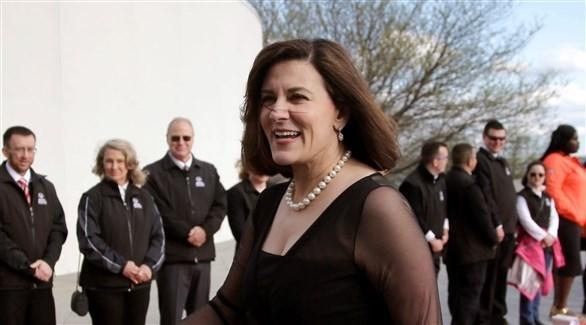 سفيرة أمريكا لدى النمسا فكتوريا كينيدي (أرشيف)