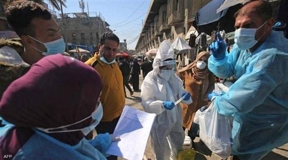71 وفاة و12 ألف إصابة بكورونا في العراق
