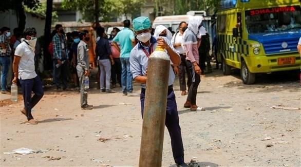وفيات كورونا في الهند تتجاوز 400 ألف