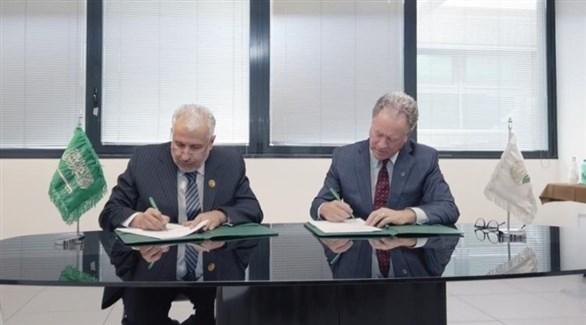 توقيع اتفاقية التعاون المشترك بين مركز الملك سلمان مع برنامج الأغذية العالمي التابع للأمم المتحدة (واس)