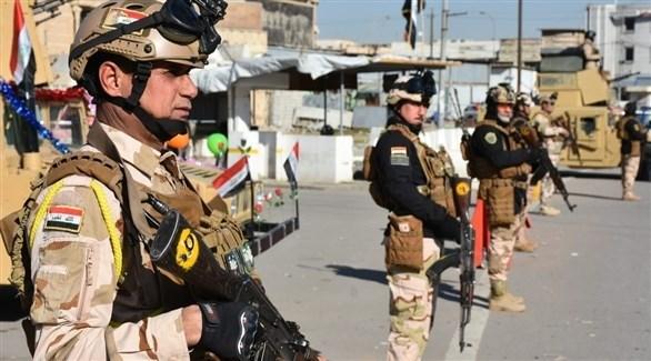 عناصر من القوات العراقية (أرشيف)