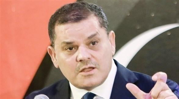 رئيس الحكومة الليبية عبد الحميد الديبة (أرشيف)
