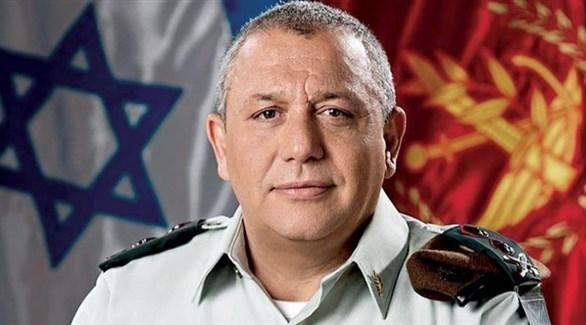 رئيس أركان الجيش الإسرائيلي السابق غادي آيزنكوت (أرشيف)