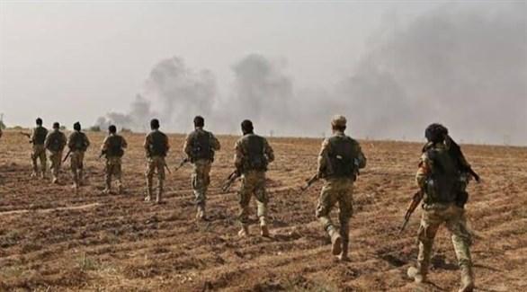مسلحون من فصائل موالية لتركيا في شمال سوريا (أرشيف)