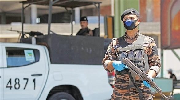 أحد أفراد الأمن العراقي (أرشيف)