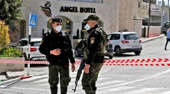 إعلان حالة الطوارئ في الأراضي الفلسطينية (أرشيف)
