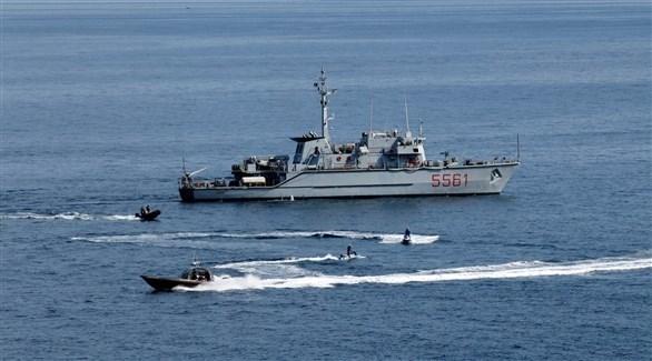 سفينة تابعة للبحرية الإيطالية (أرشيف)