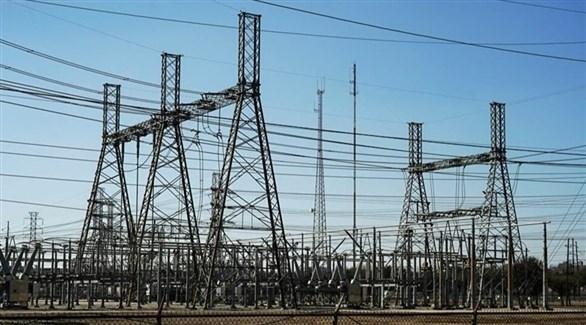 أبراج كهرباء في العراق (أرشيف)