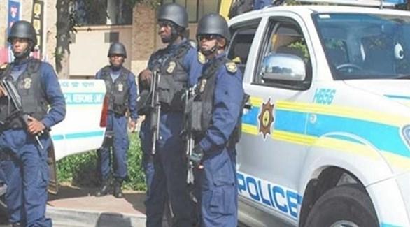 أفراد من الشرطة في موزمبيق (أرشيف)