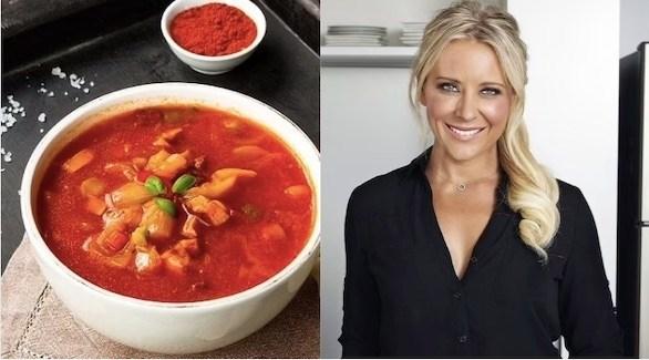 حساء الخضار.. وصفة مثالية للتخلص من سموم الجسم بسرعة (ديلي ميل)
