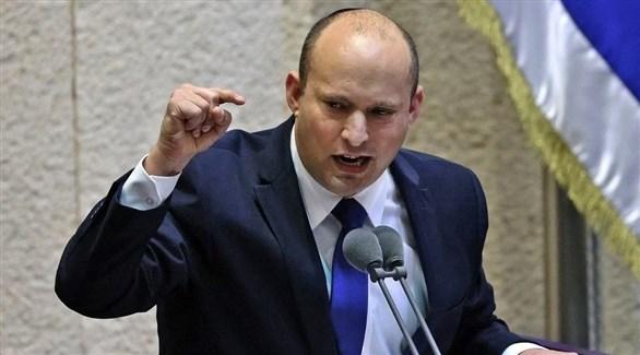 رئيس الوزراء الإسرائيلي نفتالي بينيت (أرشيف)