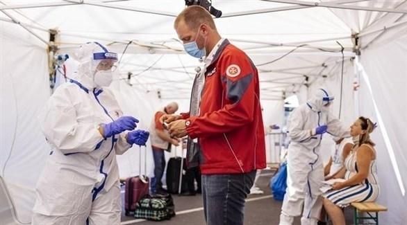 ألمانيا تسجل 970 إصابة جديدة بفيروس كورونا