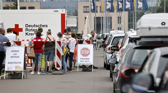 حصيلة مرتفعة للإصابات الجديدة بكورونا في ألمانيا